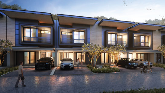 kingspoint private residences Bougenville 160